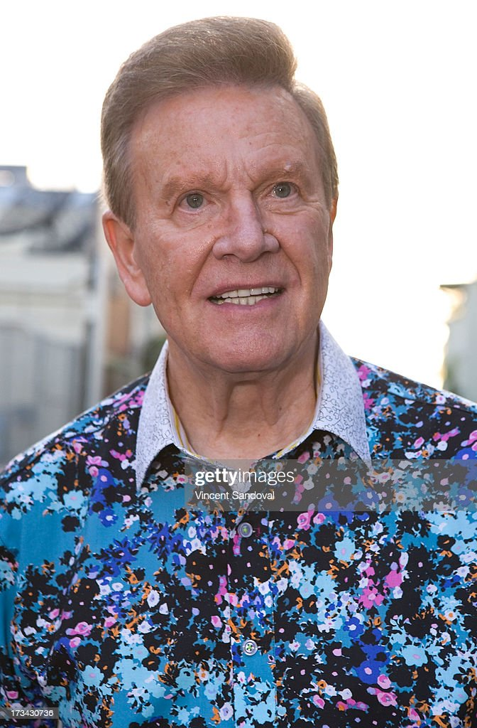 Actor <a gi-track='captionPersonalityLinkClicked' href=/galleries/search?phrase=Wink+Martindale&family=editorial&specificpeople=597797 ng-click='$event.stopPropagation()'>Wink Martindale</a> attends the Concern Foundation block party at Paramount Studios on July 13, 2013 in Hollywood, California.