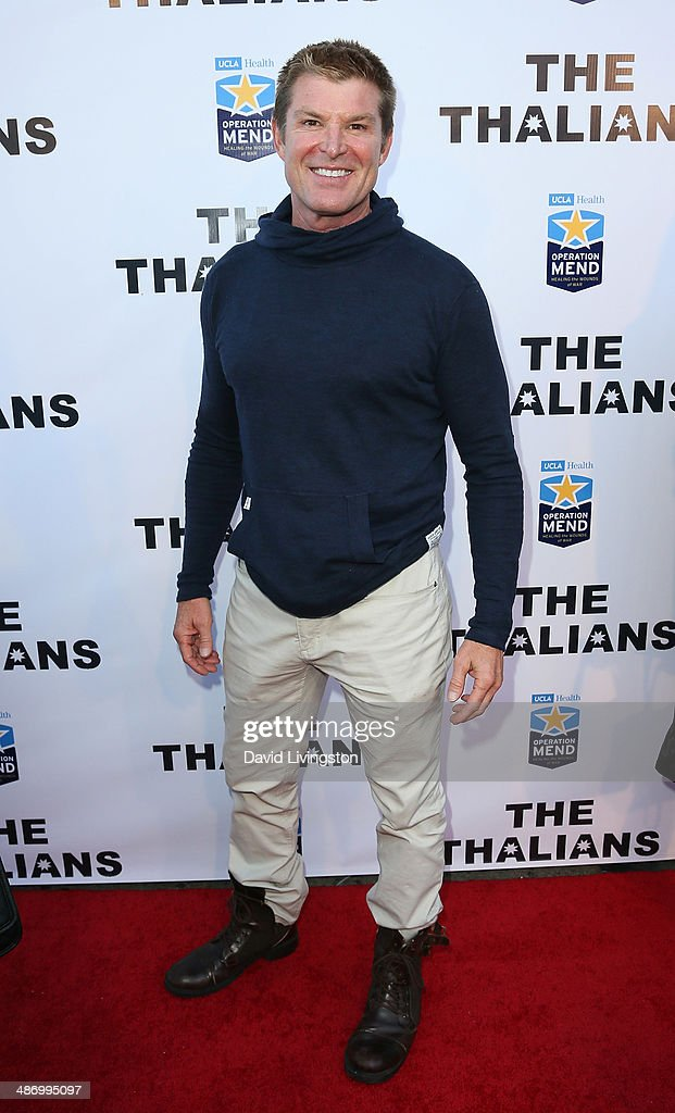 Actor <a gi-track='captionPersonalityLinkClicked' href=/galleries/search?phrase=Winsor+Harmon&family=editorial&specificpeople=235353 ng-click='$event.stopPropagation()'>Winsor Harmon</a> attends the 56th Annual Thalians Gala at the House of Blues Sunset Strip on April 26, 2014 in West Hollywood, California.