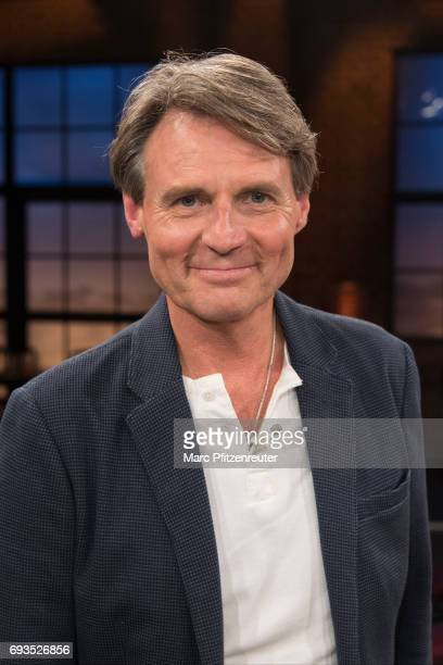 Actor Wolfgang Bahro attends the 'Koelner Treff' TV Show at the WDR Studio on June 7 2017 in Cologne Germany