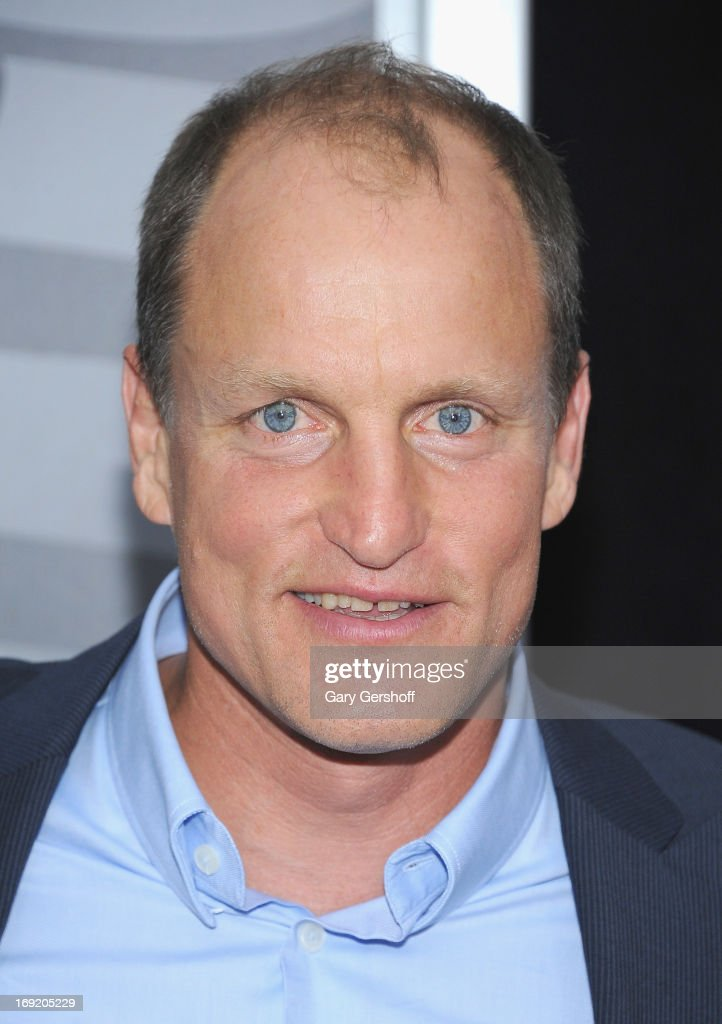 Actor <a gi-track='captionPersonalityLinkClicked' href=/galleries/search?phrase=Woody+Harrelson&family=editorial&specificpeople=208923 ng-click='$event.stopPropagation()'>Woody Harrelson</a> attends the 'Now You See Me' premiere at AMC Lincoln Square Theater on May 21, 2013 in New York City.