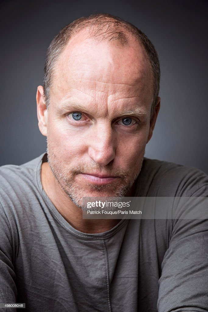 Actor <a gi-track='captionPersonalityLinkClicked' href=/galleries/search?phrase=Woody+Harrelson&family=editorial&specificpeople=208923 ng-click='$event.stopPropagation()'>Woody Harrelson</a> is photographed for Paris Match on November 9, 2015 in Paris, France.