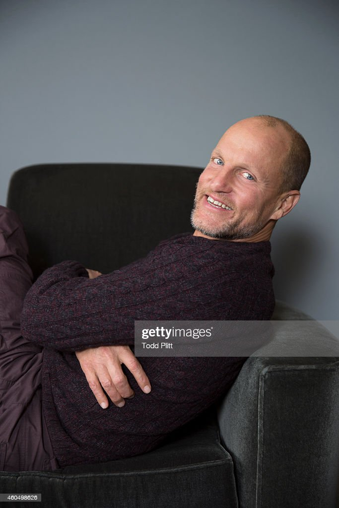 Actor <a gi-track='captionPersonalityLinkClicked' href=/galleries/search?phrase=Woody+Harrelson&family=editorial&specificpeople=208923 ng-click='$event.stopPropagation()'>Woody Harrelson</a> is photographed for USA Today on November 21, 2014 in New York City. PUBLISHED