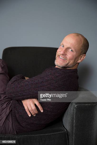 Actor Woody Harrelson is photographed for USA Today on November 21 2014 in New York City PUBLISHED IMAGE