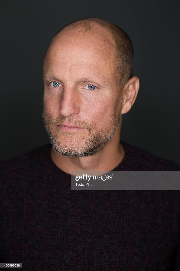 Actor <a gi-track='captionPersonalityLinkClicked' href=/galleries/search?phrase=Woody+Harrelson&family=editorial&specificpeople=208923 ng-click='$event.stopPropagation()'>Woody Harrelson</a> is photographed for USA Today on November 21, 2014 in New York City.