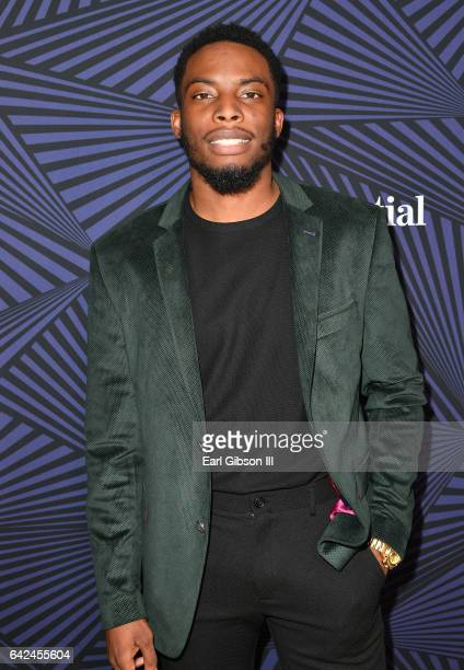 Actor Woody McClain attends BET Presents the American Black Film Festival Honors on February 17 2017 in Beverly Hills California