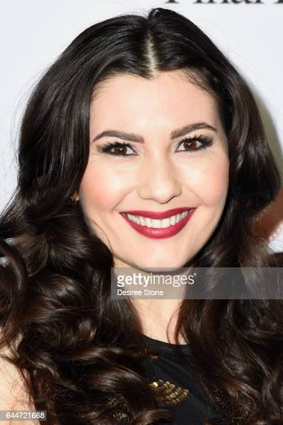 Actor Writer Celeste Thorson attends the 12th Annual Final Draft Awards at Paramount Theatre on February 23 2017 in Hollywood California