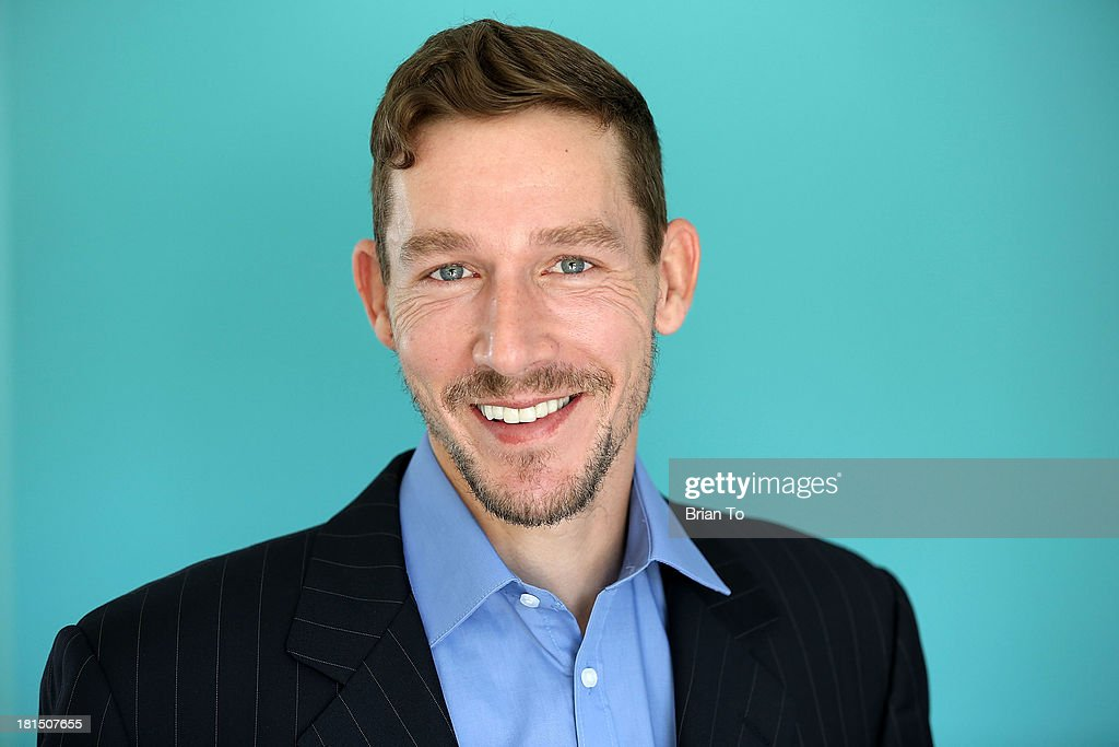 Actor / writer Stephen Twardokus attends Cinema Diverse: The Palm Springs Gay And Lesbian Film Festival Premiere Of 'Dry Dock' at Camelot Theatres on September 21, 2013 in Palm Springs, California.