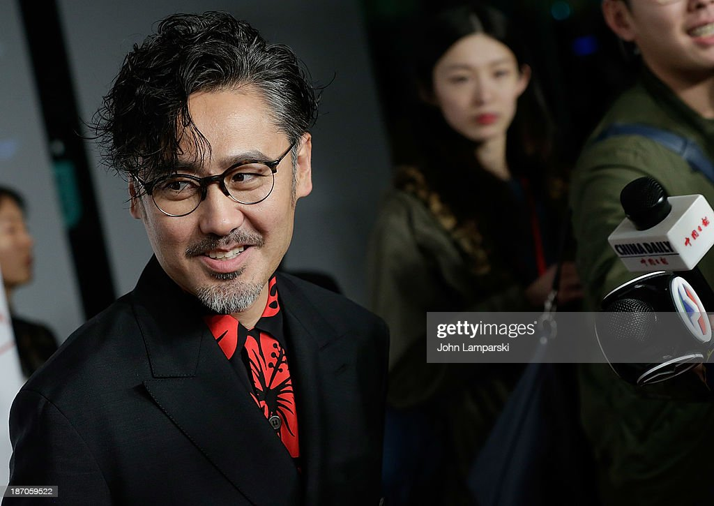 Actor Wu Xiubo attends the 4th New York Chinese Film Festival Opening Night at Alice Tully Hall at Lincoln Center on November 5, 2013 in New York City.