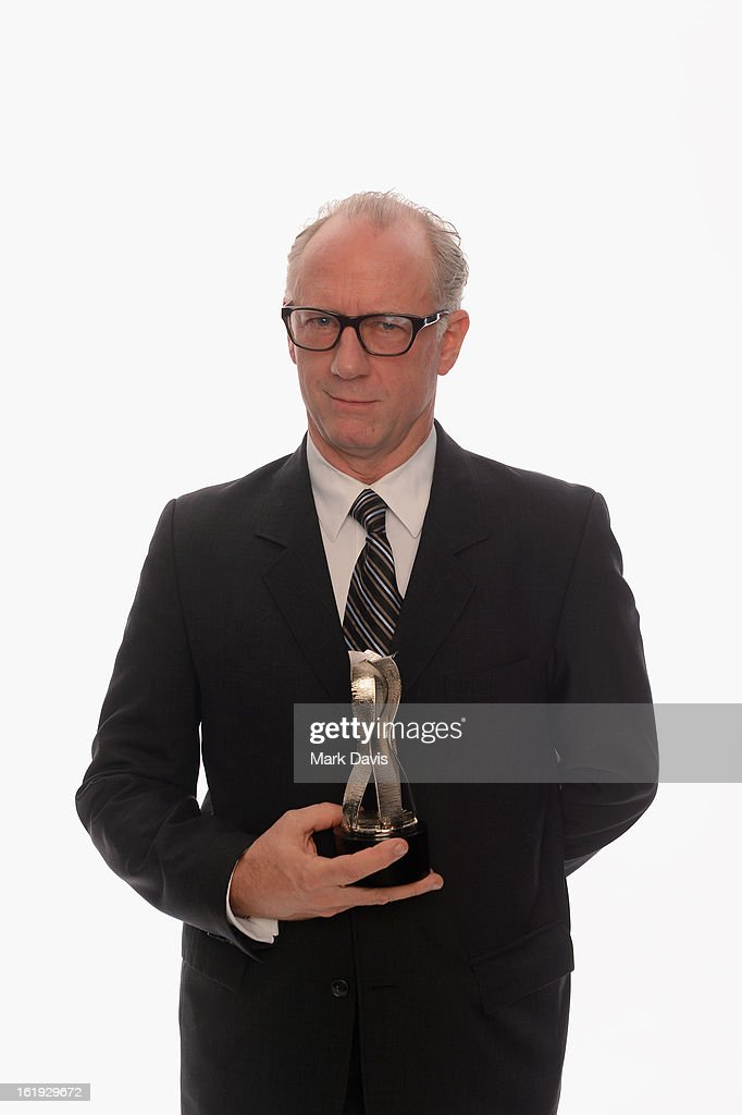 Actor Xander Berkeley poses for a portrait in the TV Guide Portrait Studio at the 3rd Annual Streamy Awards at Hollywood Palladium on February 17, 2013 in Hollywood, California.