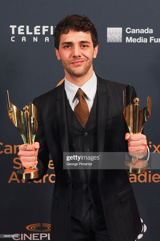 Canadian Screen Awards - Press Room