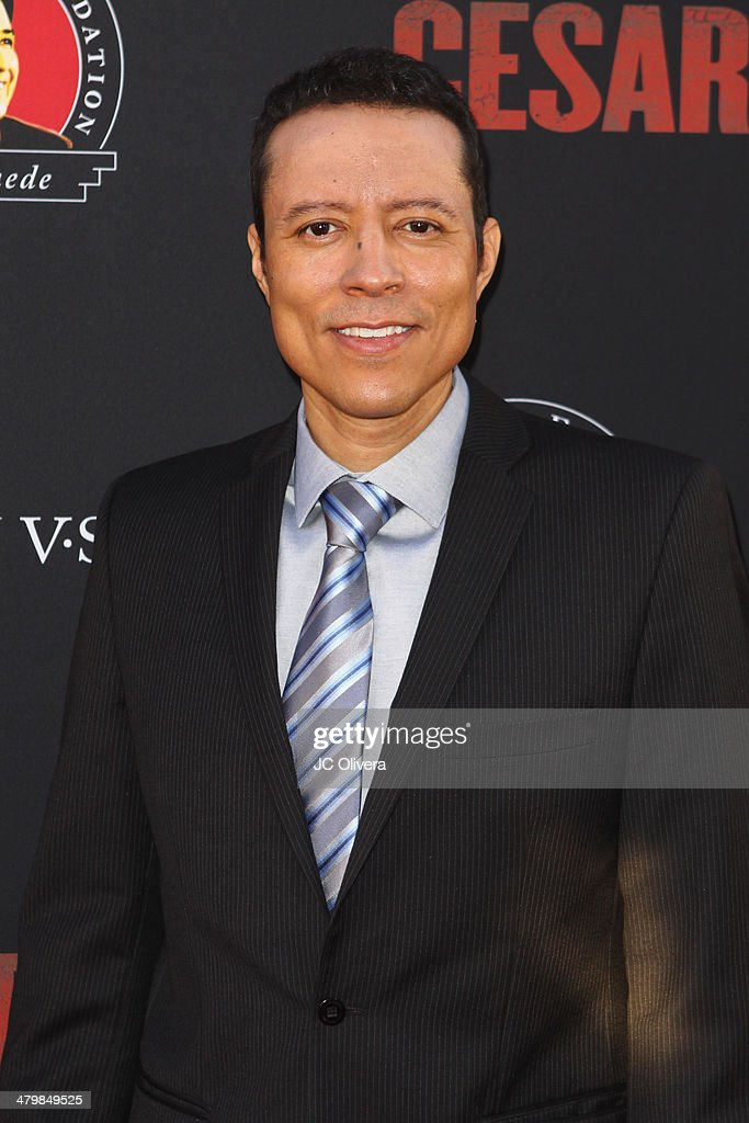 Actor <a gi-track='captionPersonalityLinkClicked' href=/galleries/search?phrase=Yancey+Arias&family=editorial&specificpeople=618566 ng-click='$event.stopPropagation()'>Yancey Arias</a> attends 'Cesar Chavez' Los Angeles Premiere at TCL Chinese Theatre on March 20, 2014 in Hollywood, California.