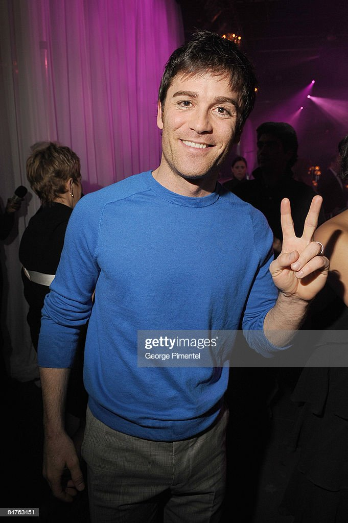 Actor Yannick Bisson attends the Canadian Film Centre 2009 Gala and Auction at the Kool Haus on February 11, 2009 in Toronto, Ontario, Canada.