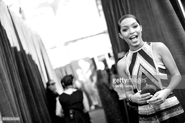 Actor Yara Shahidi attends The 23rd Annual Screen Actors Guild Awards at The Shrine Auditorium on January 29 2017 in Los Angeles California 26592_010