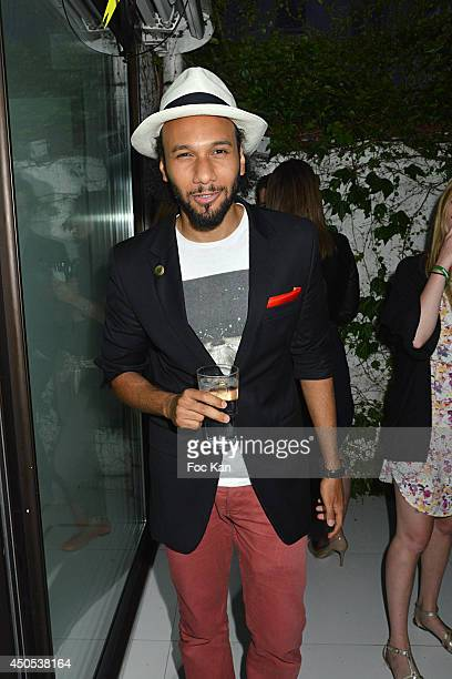 Actor Yassine Azzouz attends the 'Heineken Subroom' Launch Party at 126 Rue Alesia on June 12 2014 in Paris France