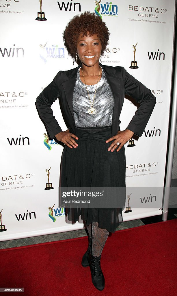 Actor <a gi-track='captionPersonalityLinkClicked' href=/galleries/search?phrase=Yolonda+Ross&family=editorial&specificpeople=240278 ng-click='$event.stopPropagation()'>Yolonda Ross</a> arrives at The Annual Women's Image Awards at Santa Monica Bay Woman's Club on December 11, 2013 in Santa Monica, California.