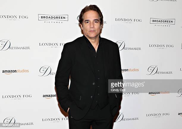 Actor Yul Vazquez attends as London Fog presents a New York special screening of 'The Dressmaker' on September 16 2016 in New York City