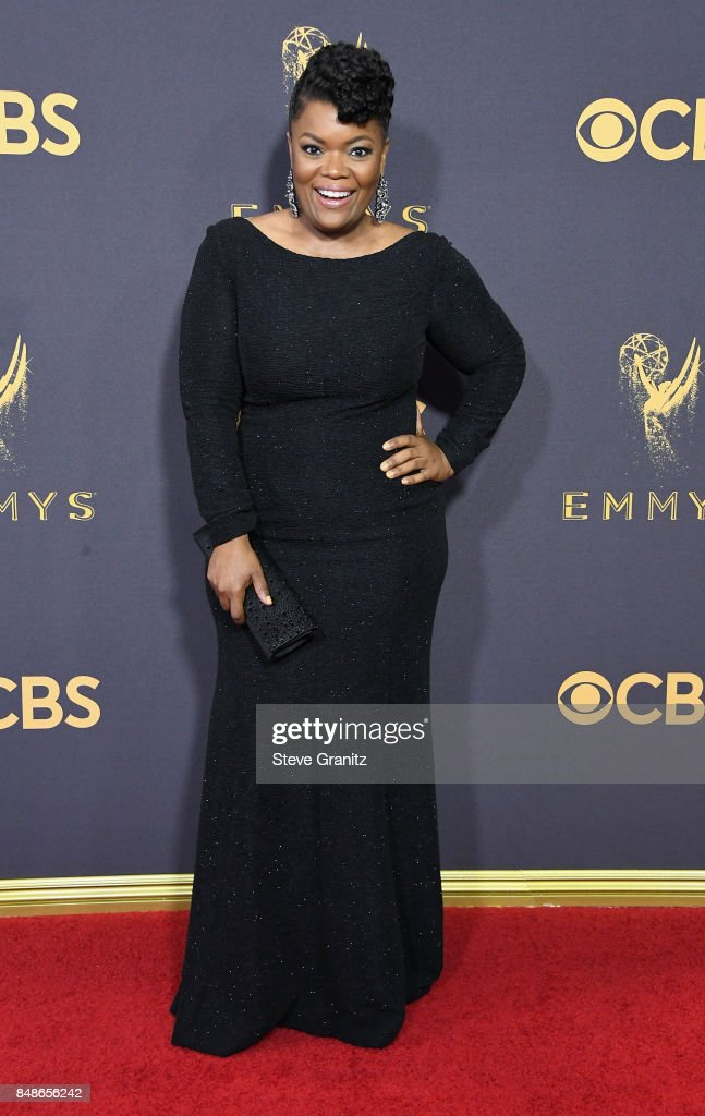 Actor Yvette Nicole Brown attends the 69th Annual Primetime Emmy Awards at Microsoft Theater on September 17, 2017 in Los Angeles, California.