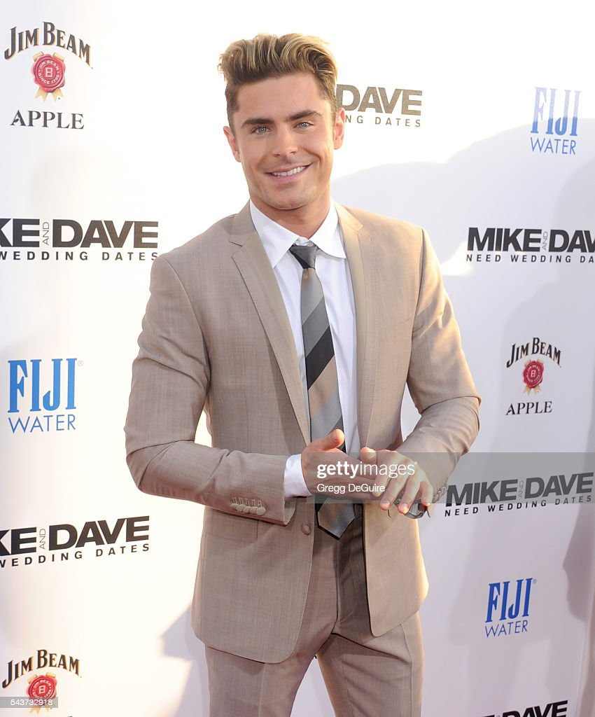 "Premiere Of 20th Century Fox's ""Mike And Dave Need Wedding Dates"""