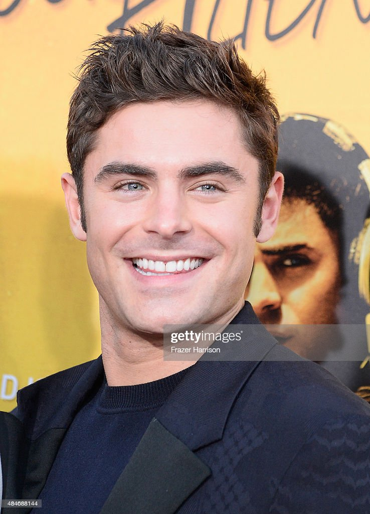 Actor Zac Effron arrives at the Premiere Of Warner Bros. Pictures' 'We Are Your Friends' at TCL Chinese Theatre on August 20, 2015 in Hollywood, California.