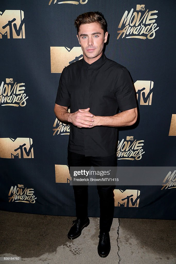 actor-zac-efron-attends-the-2016-mtv-movie-awards-at-warner-bros-on-picture-id520154752
