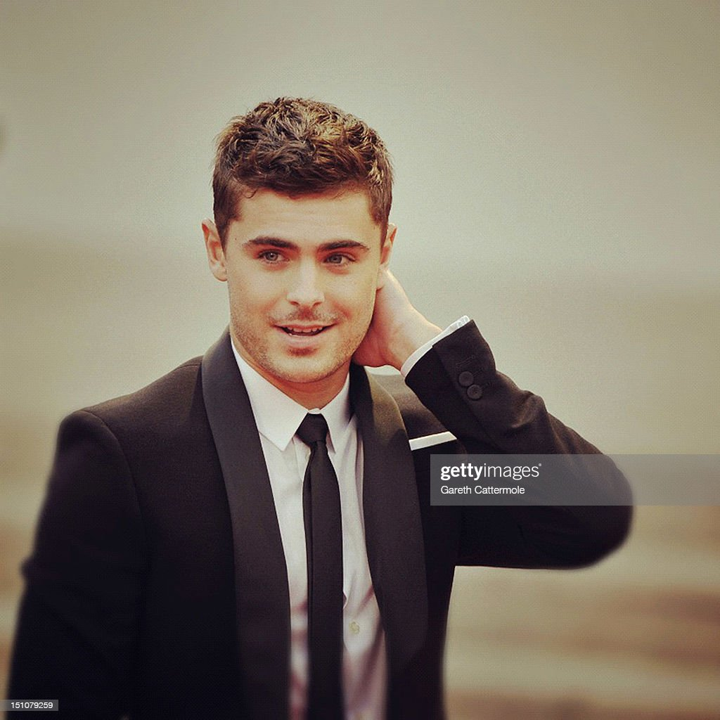 Actor Zac Efron attends the 'At Any Price' premiere during the 69th Venice Film Festival at the Palazzo del Cinema on August 31, 2012 in Venice, Italy.