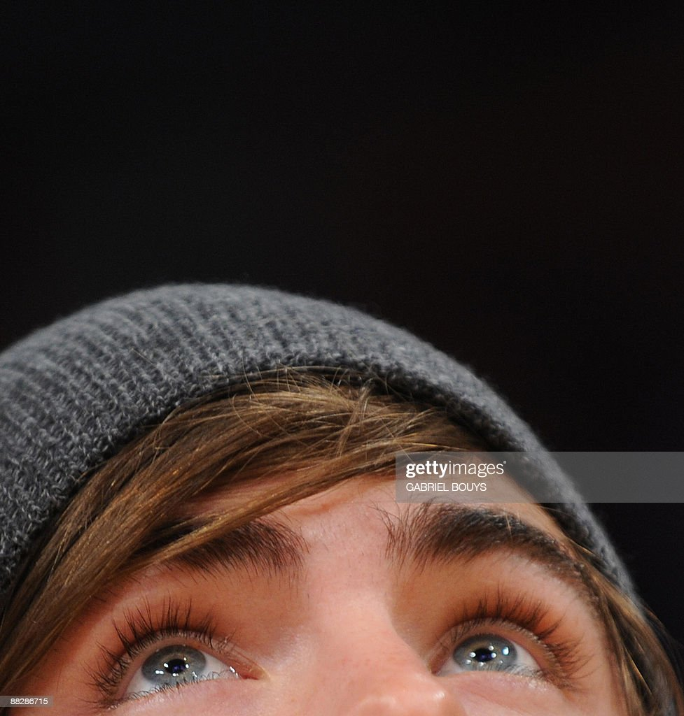 Actor Zac Efron attends the Game 2 of the NBA final between Los Angeles Lakers and Orlando Magic at the Staples Center in Los Angeles, California, on June 7, 2009. Los Angeles Lakers won 101 - 96 and leads 2-0.