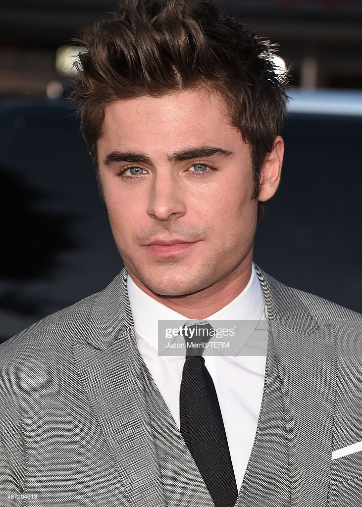 Actor <a gi-track='captionPersonalityLinkClicked' href=/galleries/search?phrase=Zac+Efron&family=editorial&specificpeople=533070 ng-click='$event.stopPropagation()'>Zac Efron</a> attends Universal Pictures' 'Neighbors' premiere at Regency Village Theatre on April 28, 2014 in Westwood, California.
