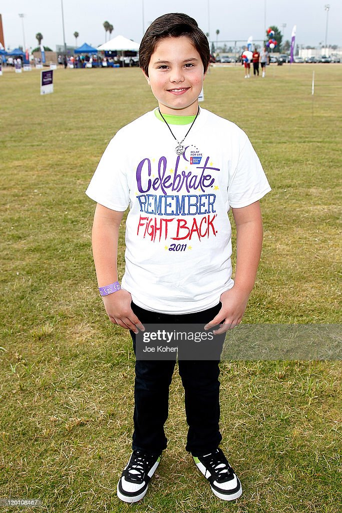 Actor Zach Callison attends American Cancer Society's 2nd Annual Relay For Life Of Hollywood on July 30, 2011 in Hollywood, California.