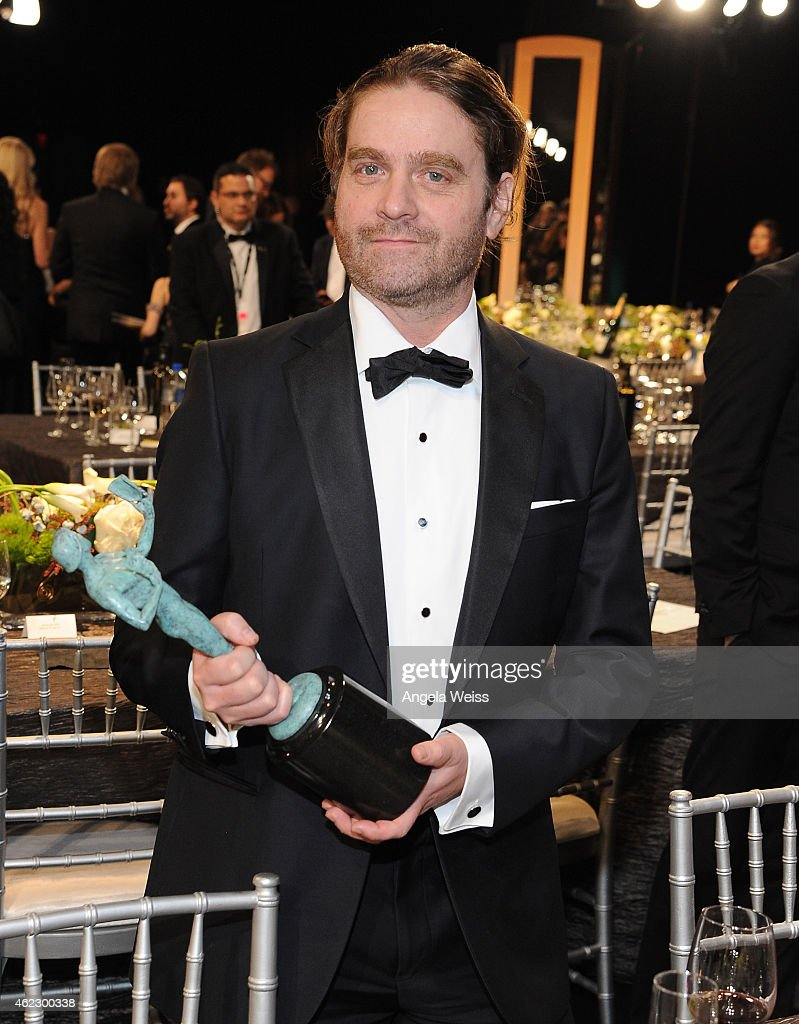 21st Annual Screen Actors Guild Awards - Cocktail Reception