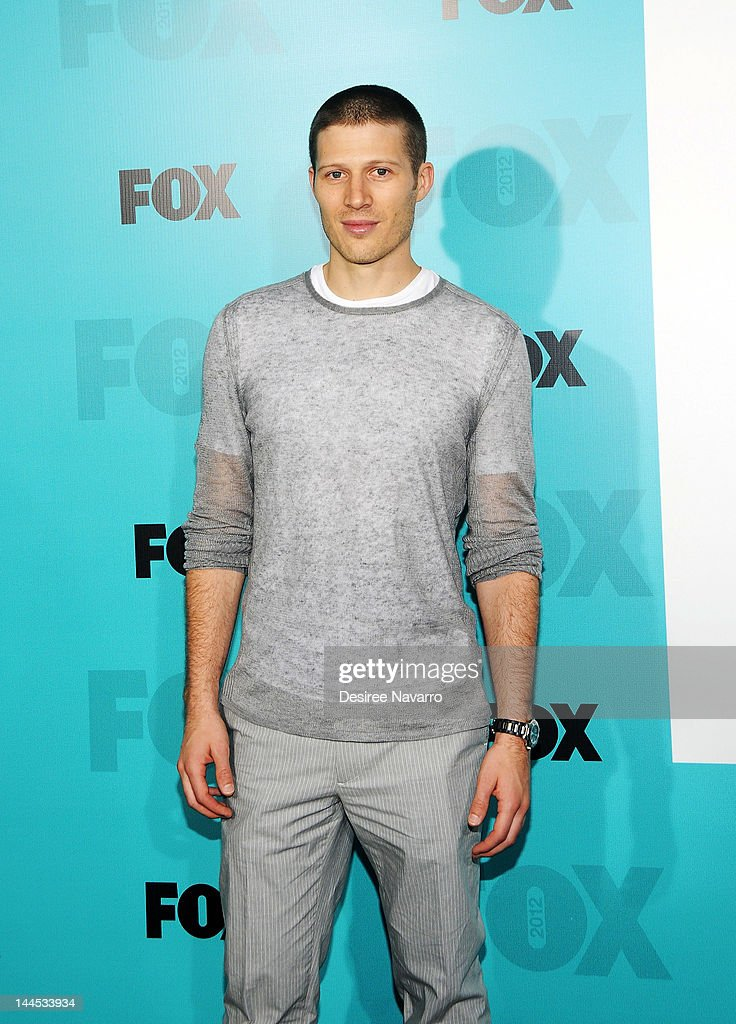 Actor <a gi-track='captionPersonalityLinkClicked' href=/galleries/search?phrase=Zach+Gilford&family=editorial&specificpeople=745010 ng-click='$event.stopPropagation()'>Zach Gilford</a> attends the Fox 2012 Programming Presentation Post-Show Party at Wollman Rink, Central Park on May 14, 2012 in New York City.
