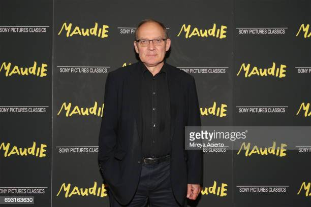 Actor Zach Grenier attends the 'Maudie' New York screening at AMC Loews Lincoln Square on June 6 2017 in New York City
