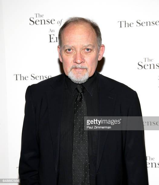 Actor Zach Grenier attends 'The Sense Of An Ending' New York Screening at The Museum of Modern Art on March 6 2017 in New York City