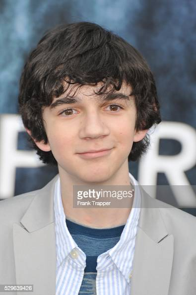 Actor Zach Mills arrives at the Premiere of Paramount Pictures' 'Super 8' held at the Regency Village Theater in Westwood