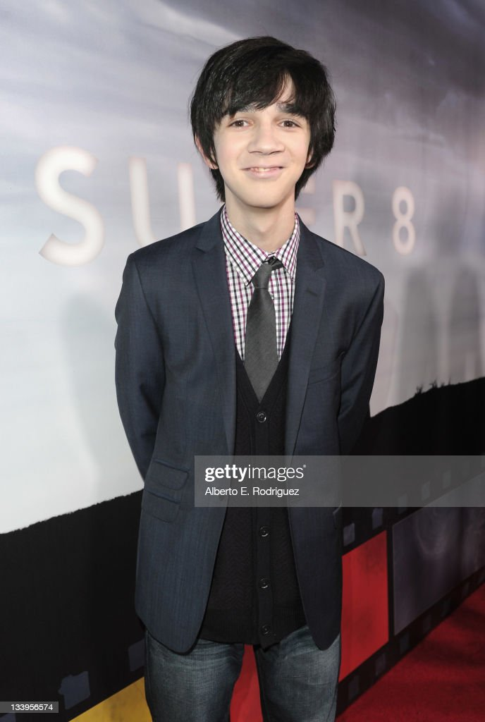 Actor Zach Mills arrives to Paramount Pictures' 'Super 8' Blu-ray and DVD release party at AMPAS Samuel Goldwyn Theater on November 22, 2011 in Beverly Hills, California.