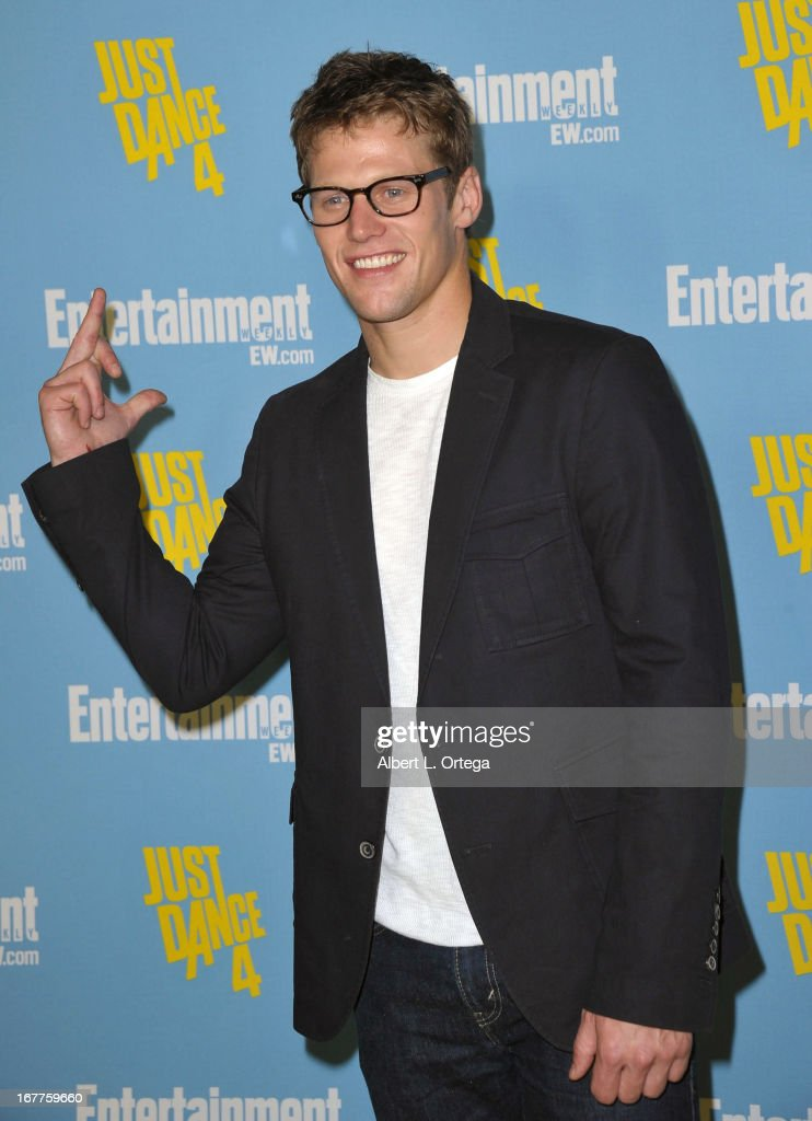 Actor Zach Roerig arrives for Entertainment Weekly's Comic-Con Celebration held at Float at Hard Rock Hotel San Diego on July 14, 2012 in San Diego, California.