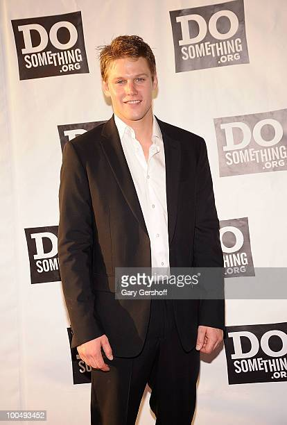 Actor Zach Roerig attends DoSomethingorg's celebration of the 2010 Do Something Award nominees at The Apollo Theater on May 24 2010 in New York City