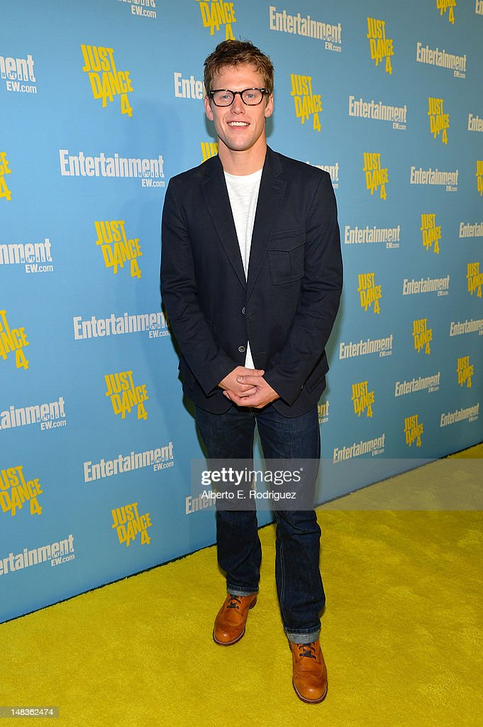 Actor Zach Roerig attends Entertainment Weekly's 6th Annual Comic-Con Celebration sponsored by Just Dance 4 held at the Hard Rock Hotel San Diego on July 14, 2012 in San Diego, California.