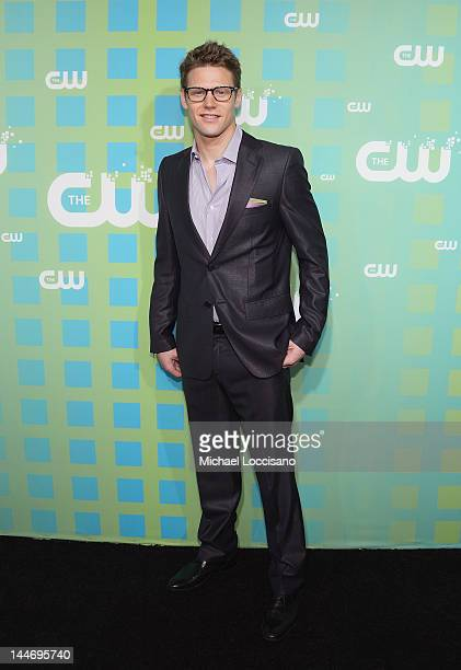 Actor Zach Roerig attends The CW Network's New York 2012 Upfront at New York City Center on May 17 2012 in New York City