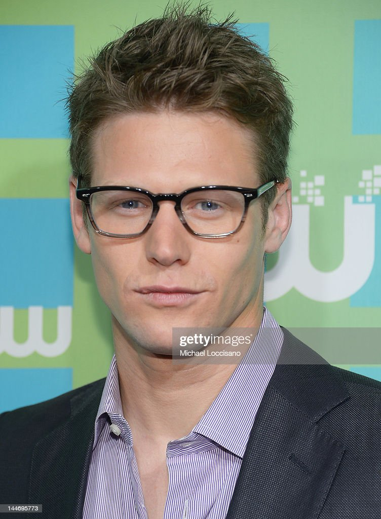 Actor Zach Roerig attends The CW Network's New York 2012 Upfront at New York City Center on May 17, 2012 in New York City.