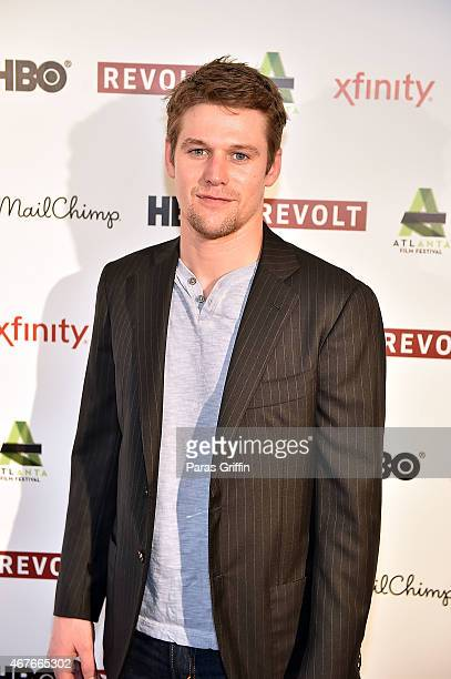 Actor Zach Roerig attends the 'Sweet Micky For President' event during the Atlanta Film Festival at The Plaza Theatre on March 26 2015 in Atlanta...