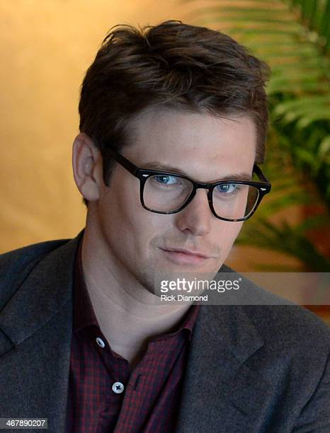 Actor Zach Roerig of The Vampire Diaries attends SCAD Presents aTVfest at the Four Seasons Hotel Atlanta on February 8 2014 in Atlanta Georgia