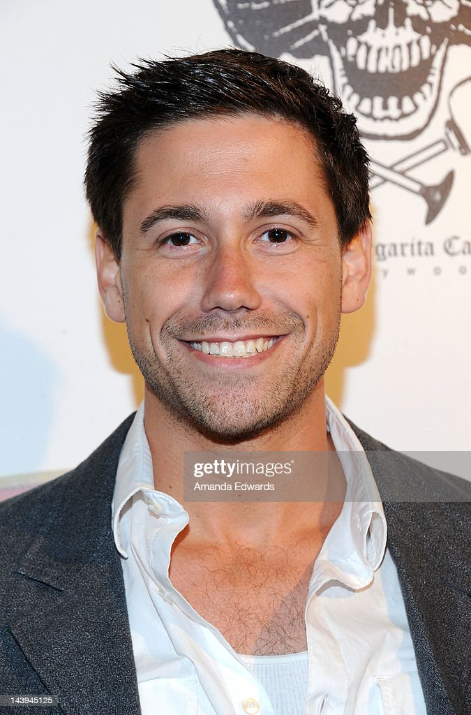 Actor Zach Sale arrives at the 8th Annual Cinco de Mayo Benefit With Charity Celebrity Poker Tournament at Velvet Margarita Cantina on May 5, 2012 in Hollywood, California.