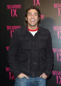 Actor Zachari Levi arrives at the Belvedere IX Launch Party on February 5 2009 in Hollywood California