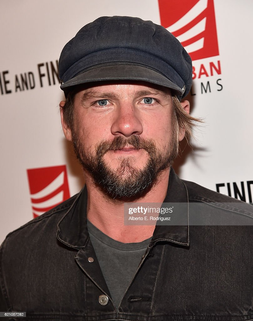 Actor Zachary Knighton attends the premiere of Saban Films' 'Come And Find Me' at Pacific Theatre at The Grove on November 3, 2016 in Los Angeles, California.