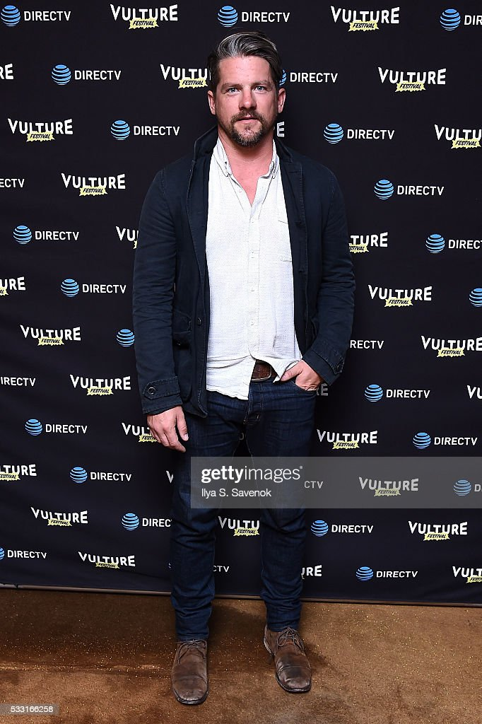 Actor Zachary Knighton attends the Vulture Festival Opening Night Party sponsored by DirecTV at The Top of The Standard on May 20, 2016 in New York City.