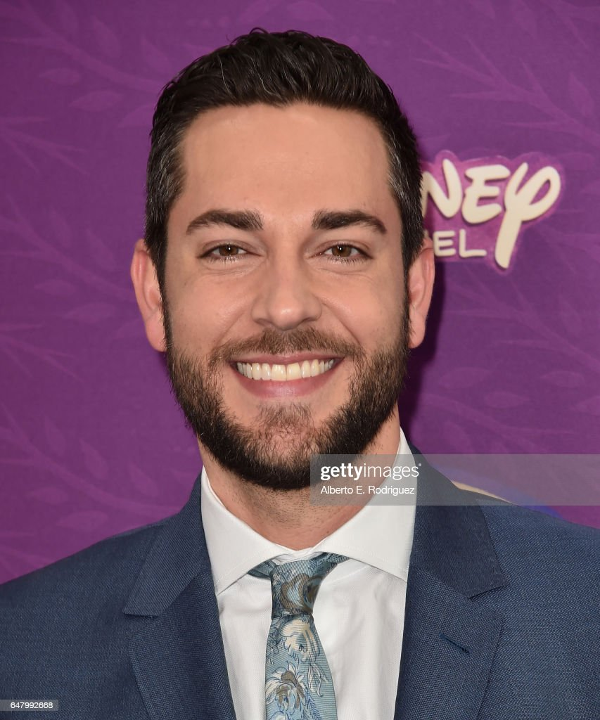 Actor Zachary Levi attends a screening of Disney Channel's 'Tangled Before Ever After' at The Paley Center for Media on March 4, 2017 in Beverly Hills, California.