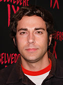 Actor Zachary Levi attends the Belvedere IX Launch Party featuring Justice at My House on February 5 2009 in Hollywood California
