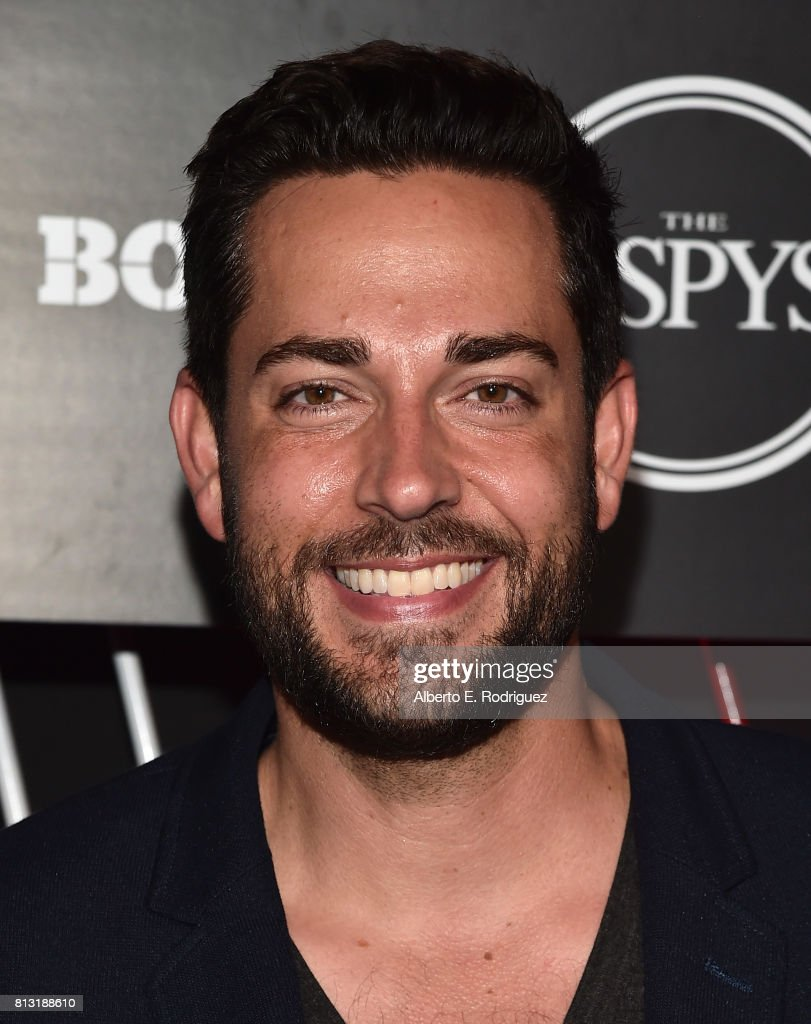 Actor Zachary Levi attends the BODY at The EPYS Pre-Party at Avalon Hollywood on July 11, 2017 in Los Angeles, California.