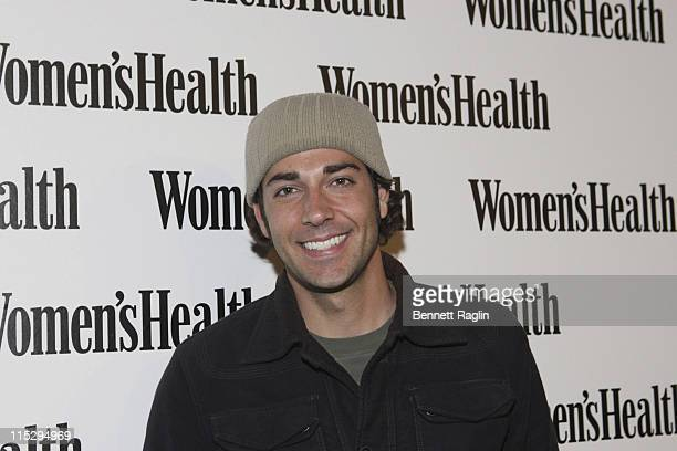 Actor Zachary Levi attends the Women's Health 'Down To Earth' event at Eyebeam Atelier May 13 2008 in New York City