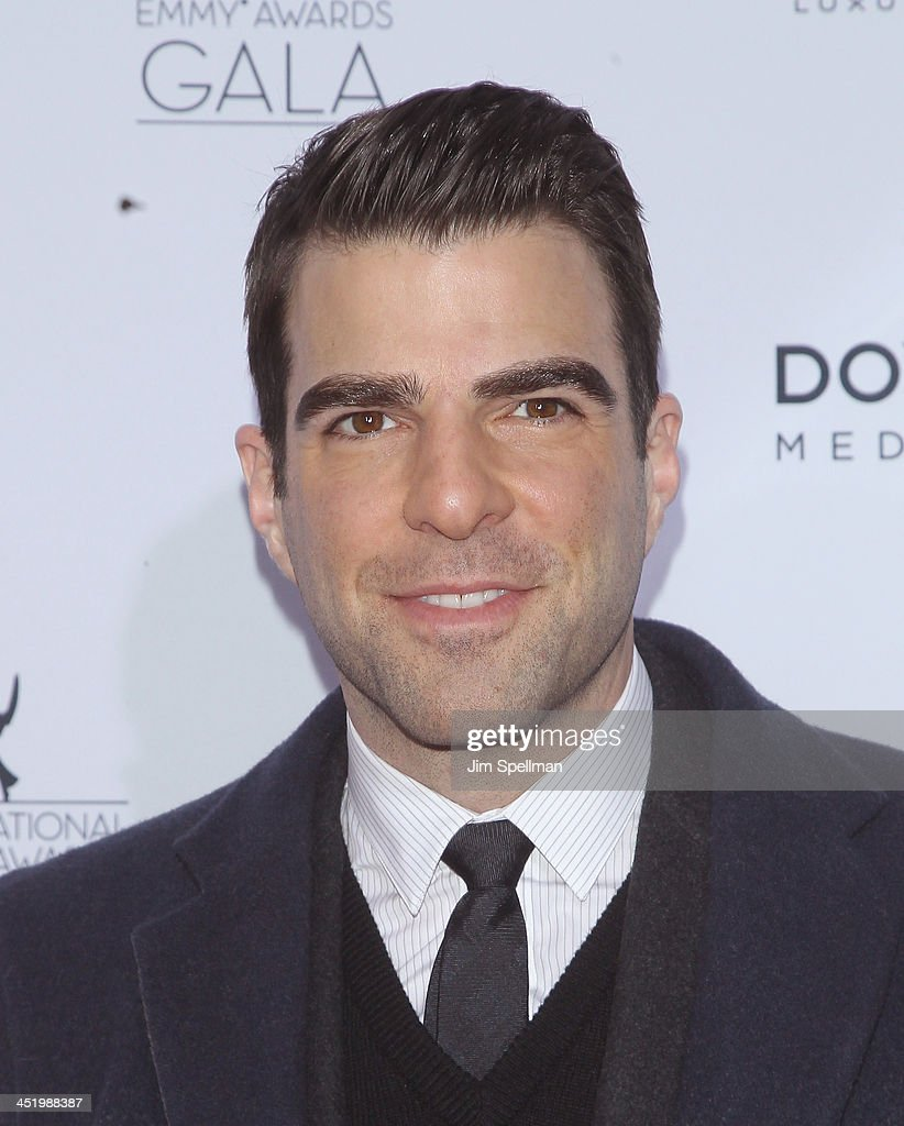 41st International Emmy Awards - Arrivals